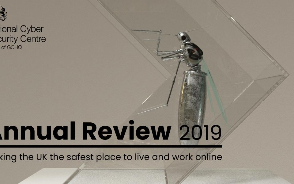 NCSC Annual Review 2019 ISL DIGITAL